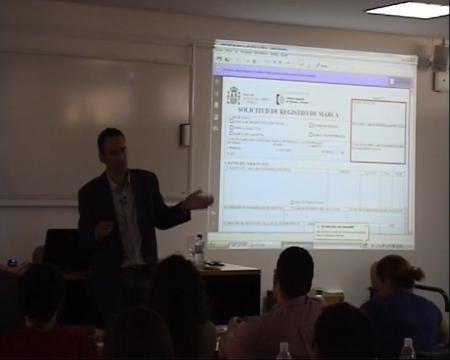 Javier Framiñán Santas, profesor de Dereito Mercantil da Universidade de Santiago de Compostela